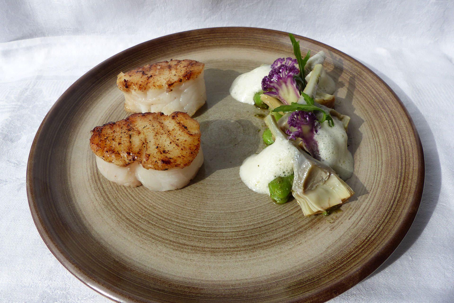 restaurant gastronomique Kembs Haut-Rhin