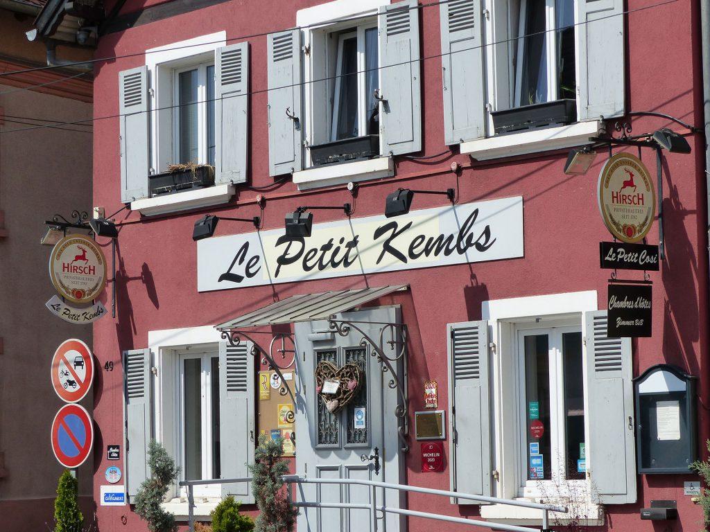 restaurant Kembs Alsace